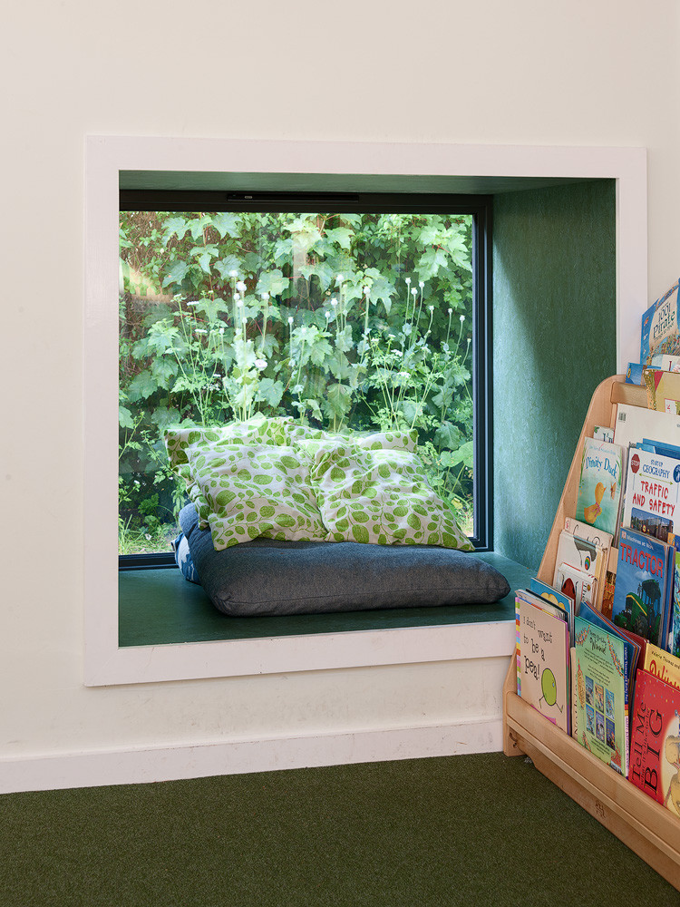 St Mary's Infant School – Jessop and Cook Architects, Oxfordshire, UK