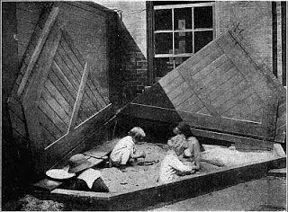 ארגז החול הראשון, פרידריך פרוול 1850