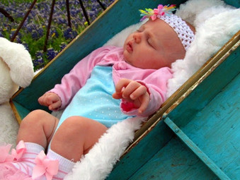 Bluebonnets and Babies {Photo Share}