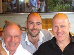21 mai Didier, mon Fils et moi...