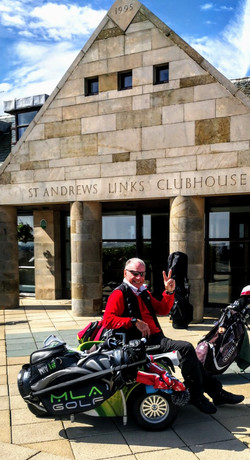 Juin 2019 - St Andrews Old Course