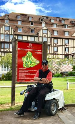 Deauville - Hotel Barriere PM II