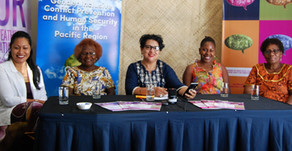 Pasifika Peace Talanoa – Pacific women speaking about peace
