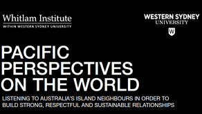 Pacific Perspectives on the World: Initiating a dialogue on the path to peace