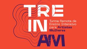 Atenção mulheres da música: a T.R.E.IN.A.M chegou!
