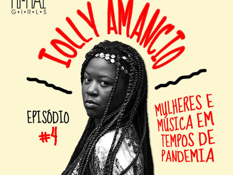 PODCAST #4 - IOLLY AMANCIO | BANDA GENTE