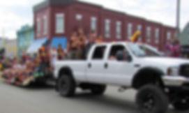 2012 Log Show Parade