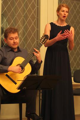 Folksongs - Lieder zur Gitarre