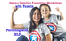 Sundays 13 May – 20 May Happy Families - NLP Parenting4Under8s Workshops