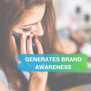 Generate brand awareness