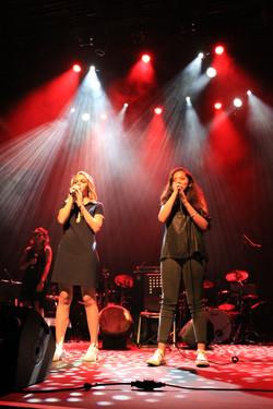 Duo chanteuses zékli kann