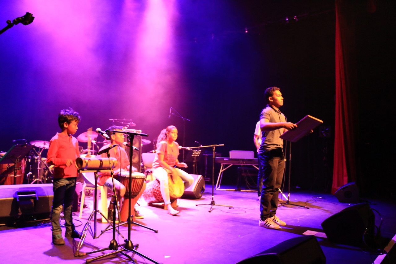 audition concert maloya zékli kann 2018.