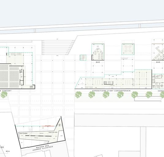 Cité des Arts | 791 Architecture