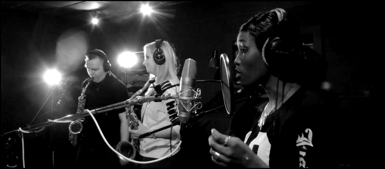 B&B records studio