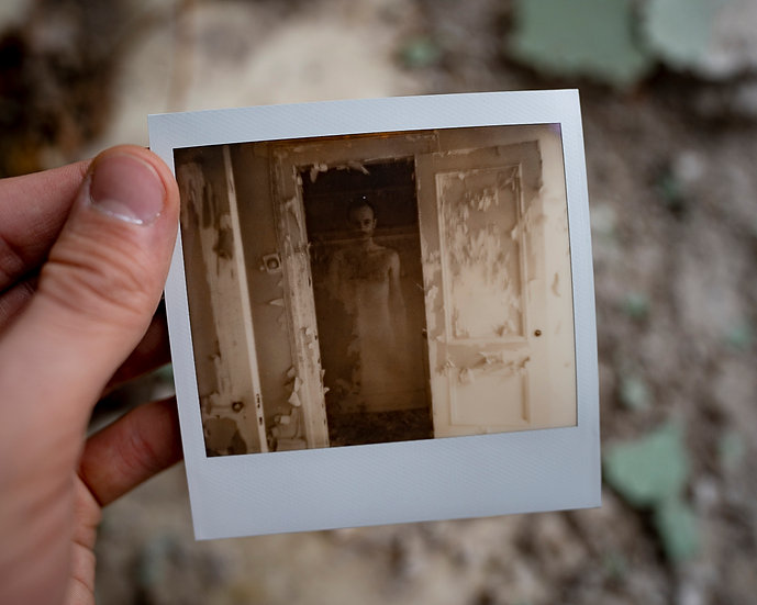 Closet Ghost