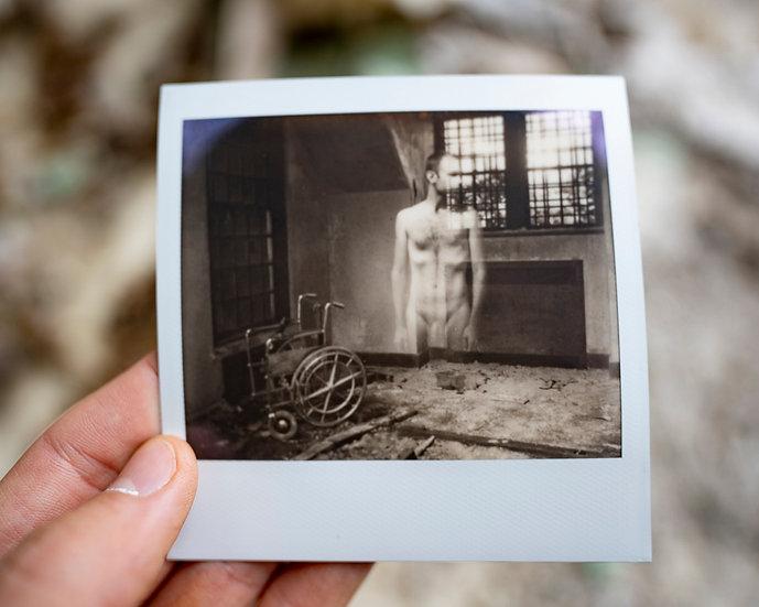 Sunroom Ghost