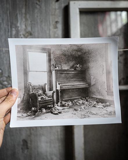 Rural Piano