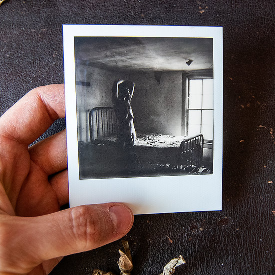Lost Bedroom Nude