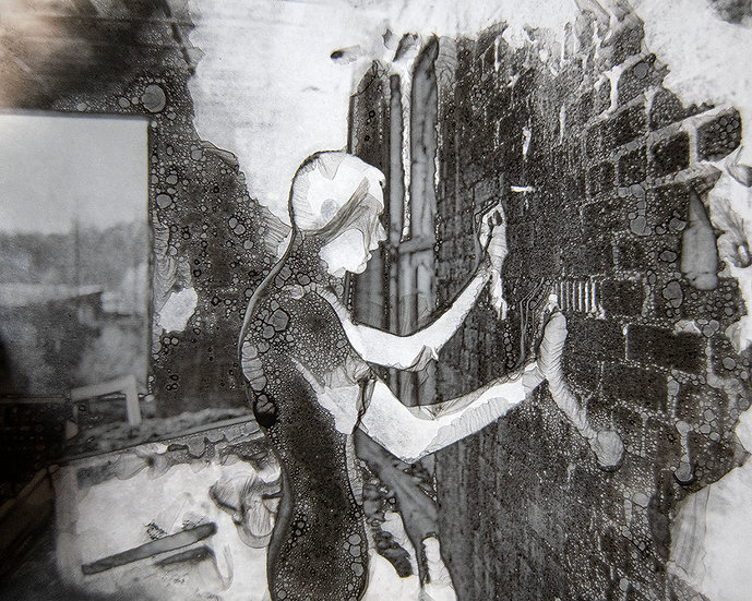 Distressed Bricks