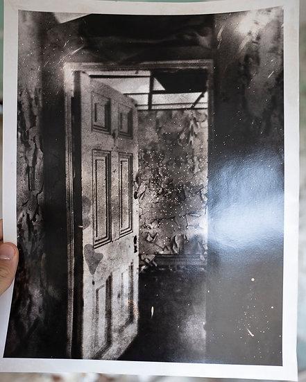 Decayed Doorway