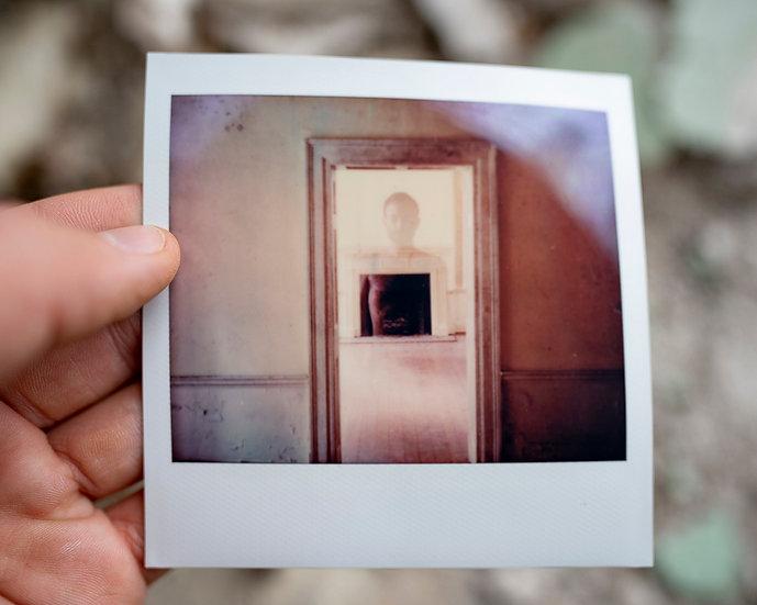 Framed Ghost