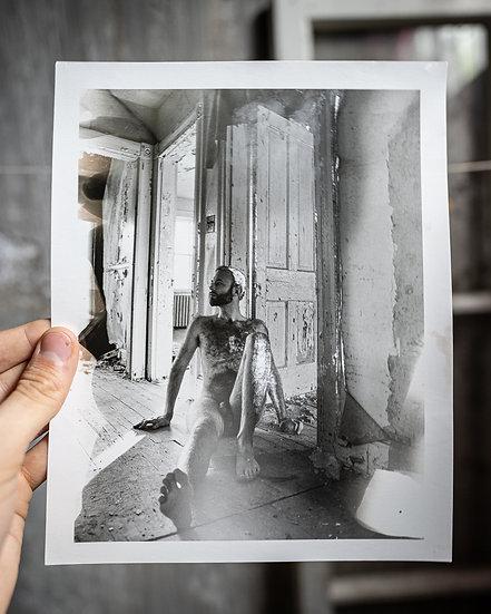 Faded Hallway