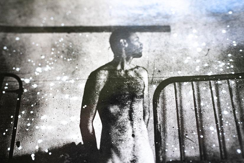 1970s Bedside Nude