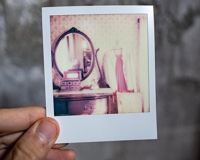 Dollhouse Polaroid
