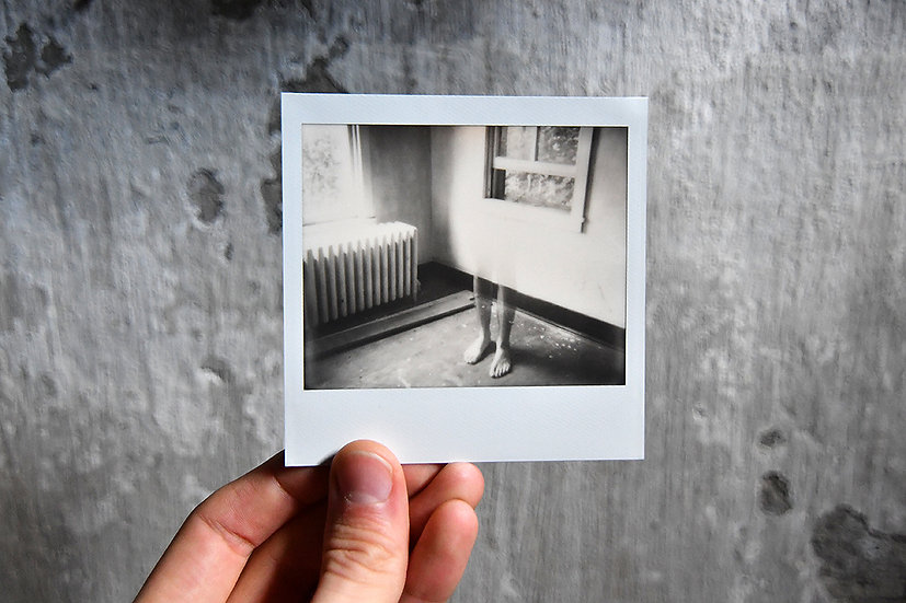 Polaroid Ghost