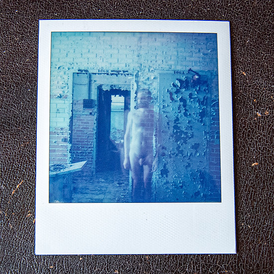 Blue Hospital Nude II