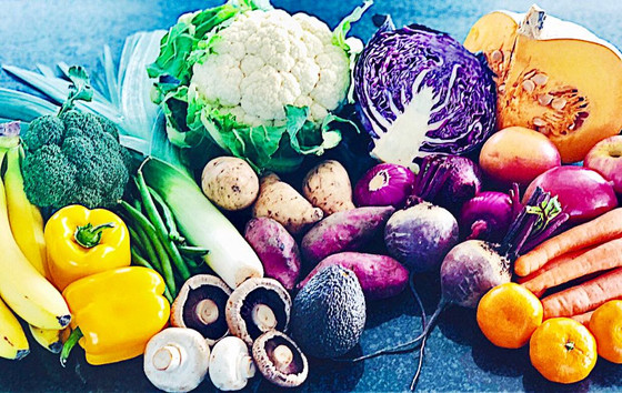 Eat the Rainbow! Phytochemicals in Your Food