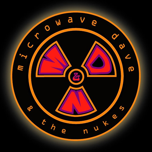 Microwave Dave & The Nukes T-Shirt