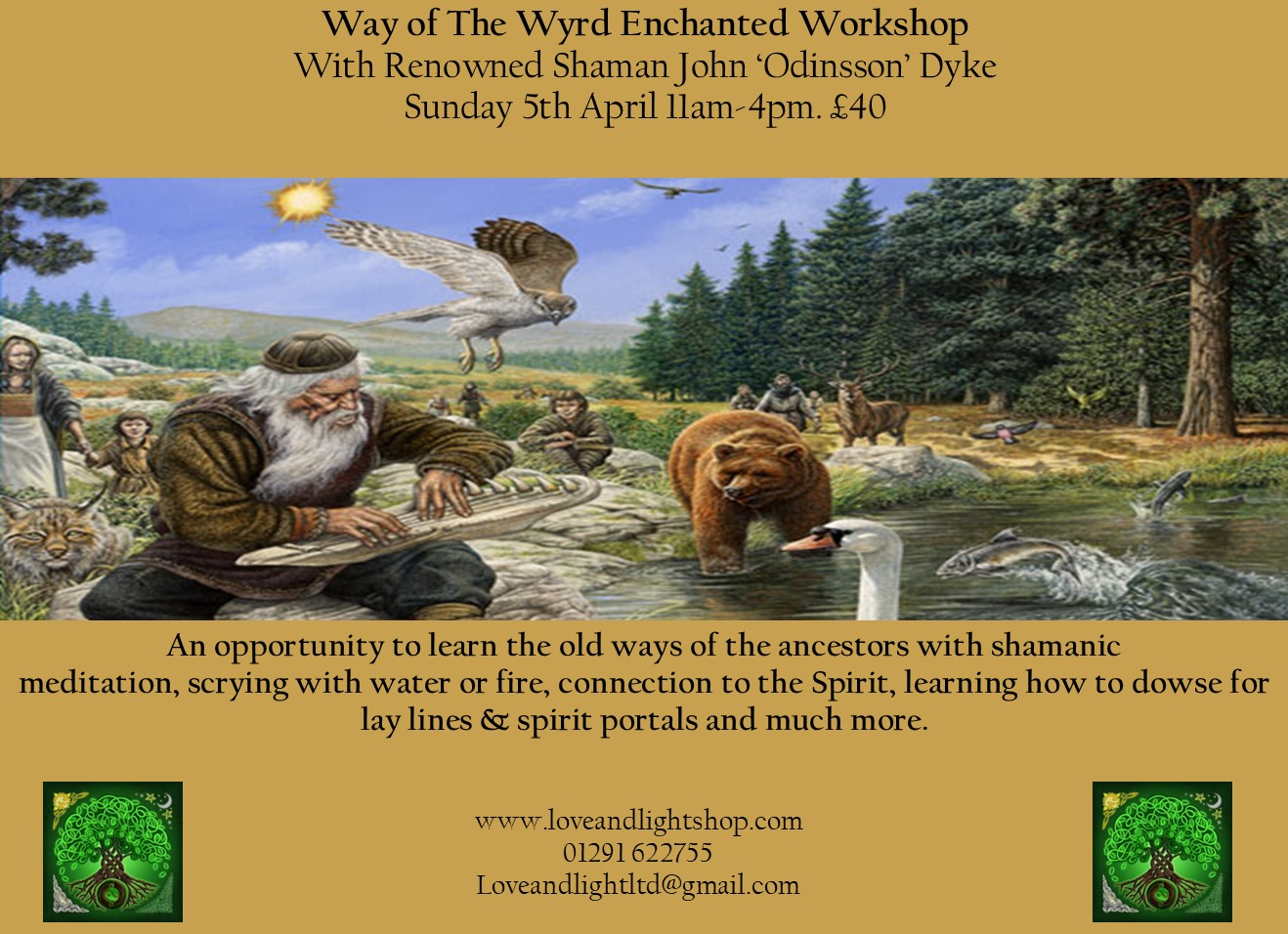JOD Way of Wyrd April