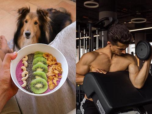 Bono nutrición + entrenamiento (2 meses)
