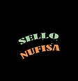 Logo sello nufisa