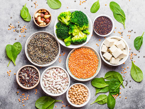 Plant Protein: A Friend of Human & Environmental Health