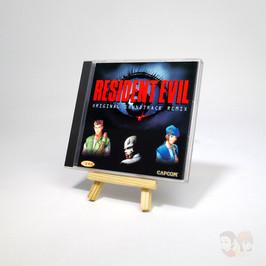 OST: RESIDENT EVIL - ORIGINAL SOUNTRACK REMIX (CD)  #SOUNDTRACK