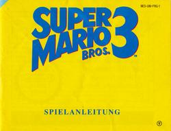 NES--Livret---Super-Mario-Bros-3----DE