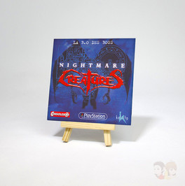 OST: Nightmare Creatures (CD)  #SOUNDTRACK
