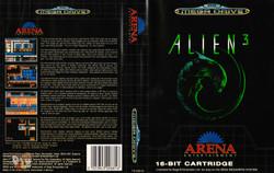 MEGADRIVE--Jaquette---Alien-3---FR