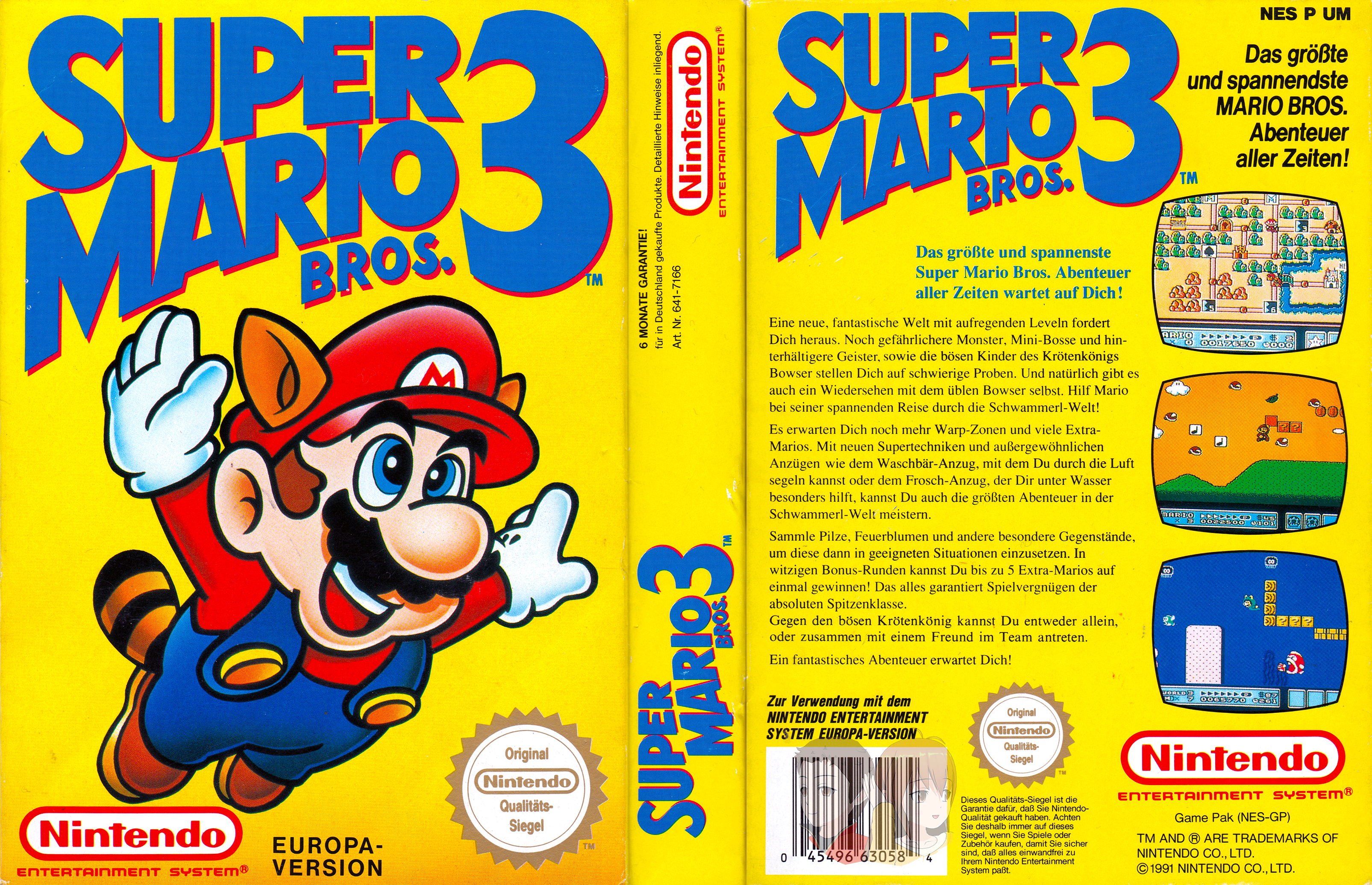 NES--Jaquette---Super-Mario-Bros-3---FR.