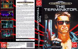 MEGADRIVE--Jaquette---Terminator---
