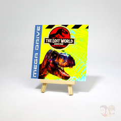 OST: THE LOST WORLD JURASSIC PARK (GAMERIP)  #SOUNDTRACK