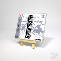 OST: METAL GEAR SOLID - ORIGINAL SOUNTRACK REMIX (CD)  #SOUNDTRACK