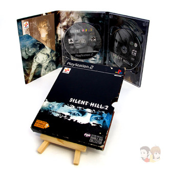 DVD BONUS: Making-of de Silent Hill 2