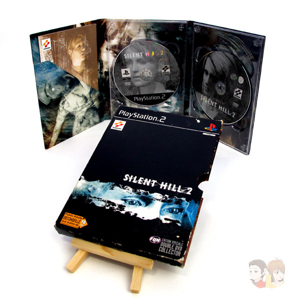DVD BONUS: Making-of de Silent Hill 2