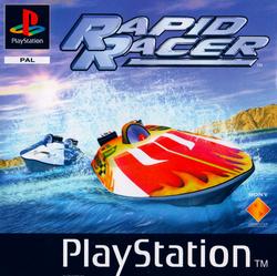 PSONE--Livret---Rapid-Racer---FR