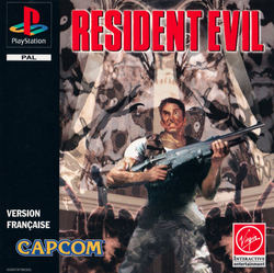 PSONE--Livret---Resident-evil---FR