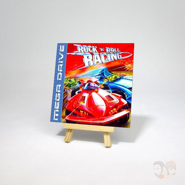 ROCK N'ROLL RACING