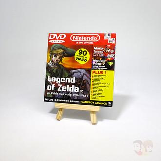 90 minutes de vidéo dans le DVD officiel Nintendo